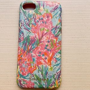 iPhone 7 Lilly Pulitzer Case
